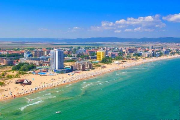 болгария солнечный берег картинка